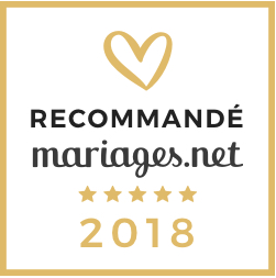Enjoy Production, gagnant Wedding Awards 2018 mariages.net