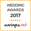 Enjoy Production, gagnant Wedding Awards 2017 mariages.net
